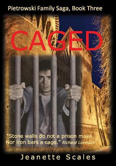 Caged (Pietrowski Family Saga, #3)