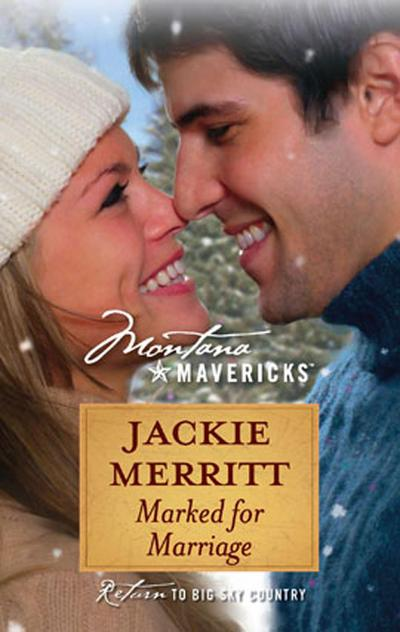 Marked For Marriage (Mills & Boon Silhouette)