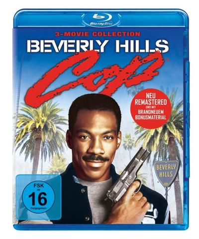 Beverly Hills Cop 1-3. Remastered