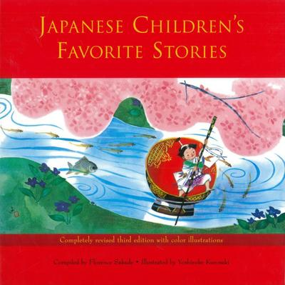Japanese Children's Favorite Stories Book One
