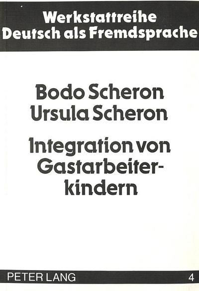 Integration von Gastarbeiterkindern