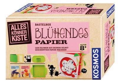 Blühendes Papier, Bastelbox