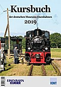 Kursbuch der deutschen Museums-Eisenbahnen 2019