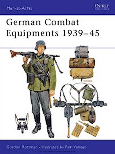 German Combat Equipments 1939 45