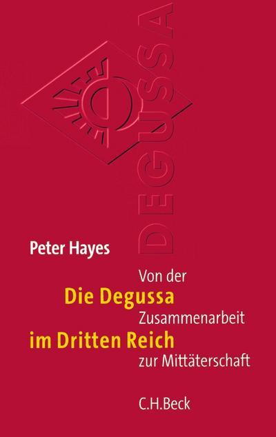 Die Degussa im Dritten Reich