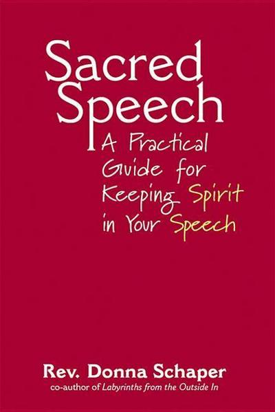 Sacred Speech