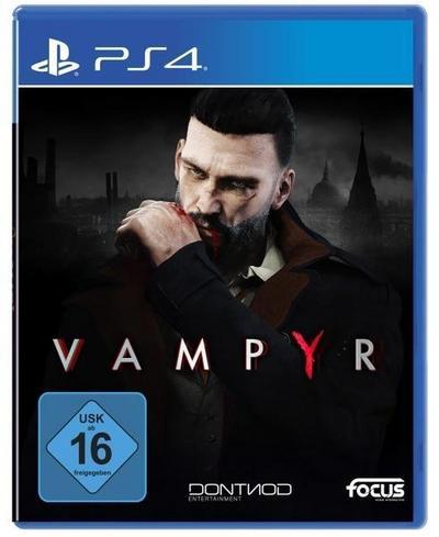Vampyr (PlayStation PS4)