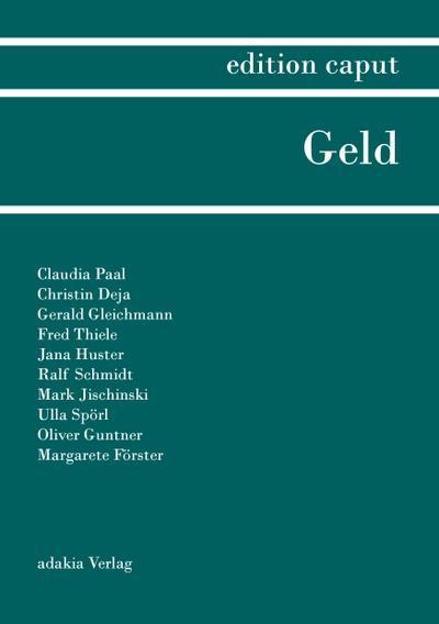 edition caput I