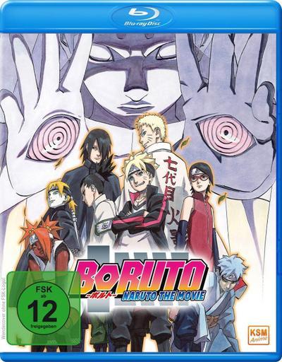 Boruto - Naruto: The Movie (2015)