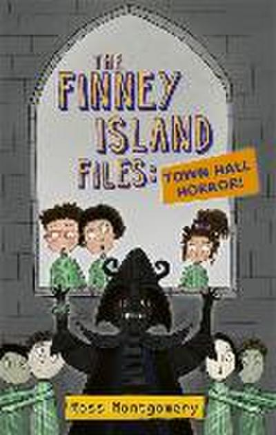Reading Planet KS2 - The Finney Island Files: Town Hall Horror! - Level 3: Venus/Brown band