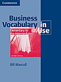 Business Vocabulary in Use: Elementary to Pre ...
