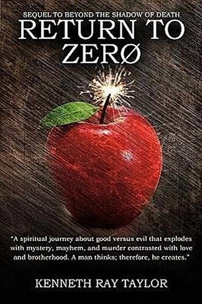 Return to Zero: Book Two of the Adam Eden Series