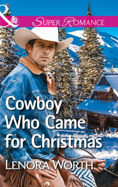 Cowboy Who Came For Christmas (Mills & Boon Superromance)