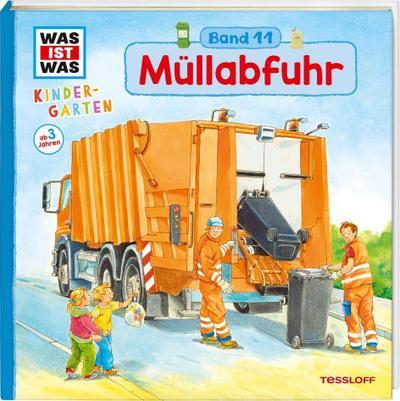 WAS IST WAS Kindergarten, Band 11 Müllabfuhr