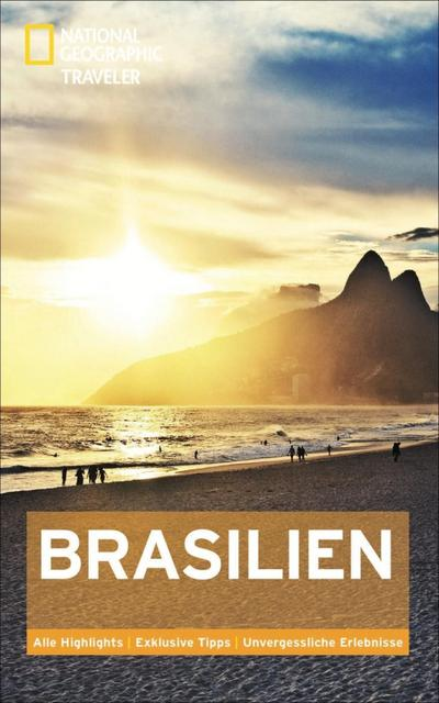 National Geographic Traveler Brasilien; National Geographic Traveler; Deutsch