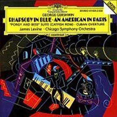 Gershwin: Rhapsody In Blue, An American in Paris