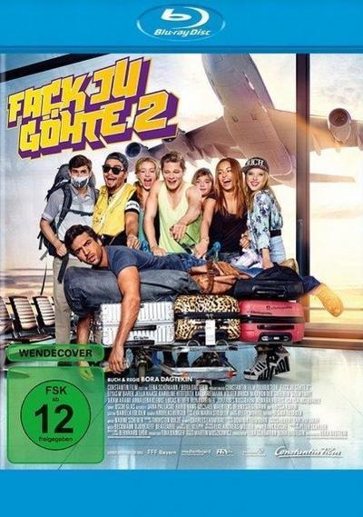Fack Ju Göhte 2, 1 Blu-ray