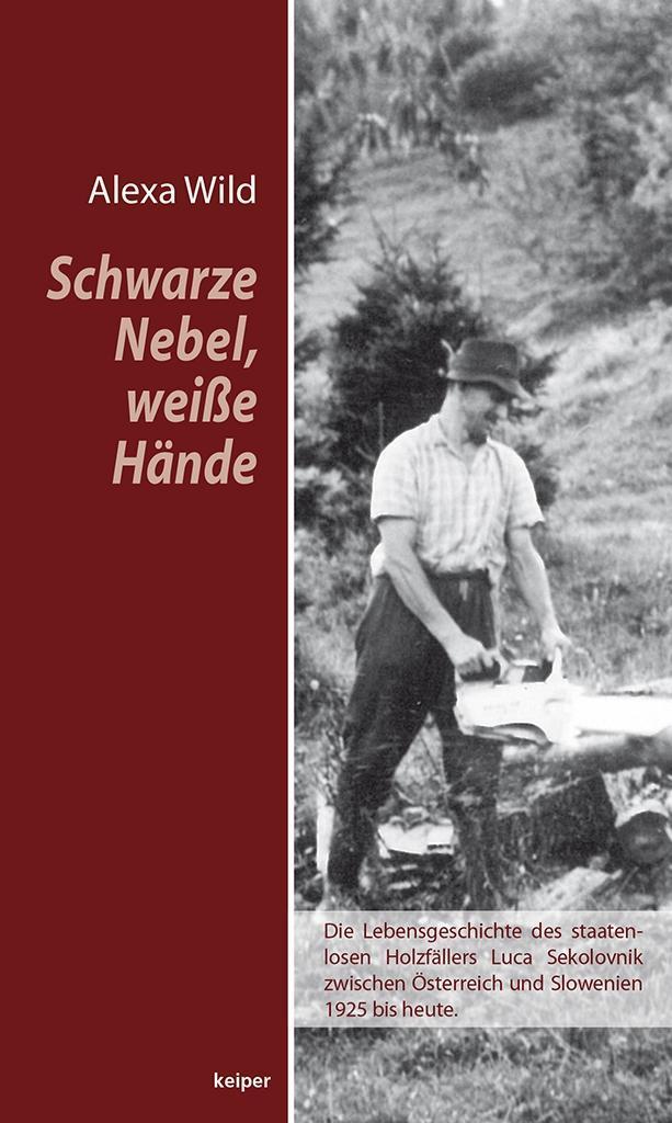 Alexa Wild ~ Schwarze Nebel, weiße Hände: Die unfassbare Leben ... 9783902901446