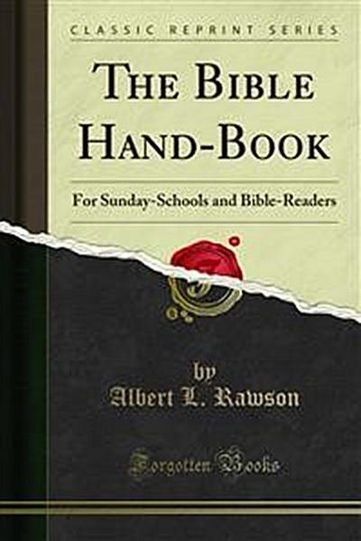 The Bible Hand-Book