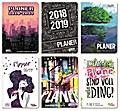 Häfft-Planer Pocket 2018/2019 Schülerkalender A5 sort.(6)
