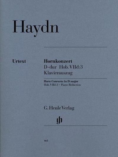 Konzert für Horn und Orchester D-dur Hob. VIId:3