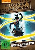 Die Legende von Korra, Buch 2: Geister - Vol. ...