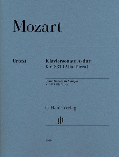 Klaviersonate A-dur KV 331
