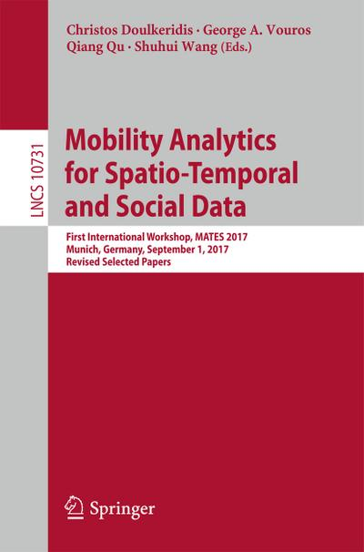 Mobility Analytics for Spatio-Temporal and Social Data