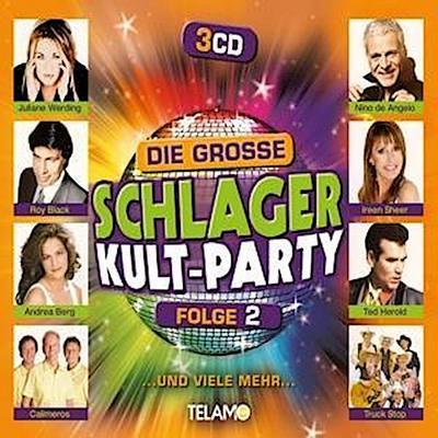 Die Große Schlager Kult-Party,Folge 2