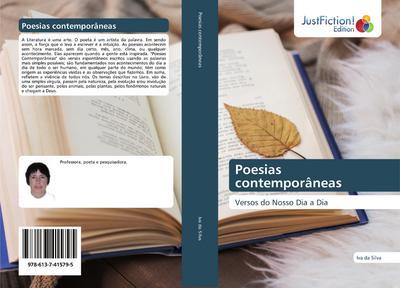 Poesias contemporâneas - Iva da Silva