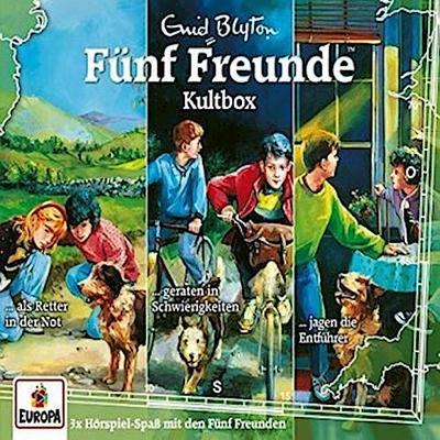 Fünf Freunde - 3er-Box 35: Kultbox