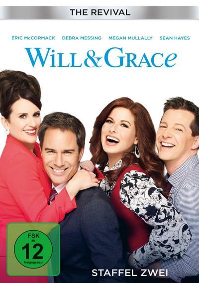 Will & Grace - Staffel 2 (Revival)