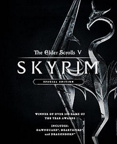 The Elder Scrolls V, Skyrim, 1 PS4 Blu-ray Disc (Special Edition)