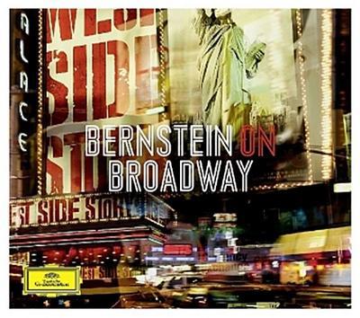 Bernstein on Broadway, 1 Audio-CD