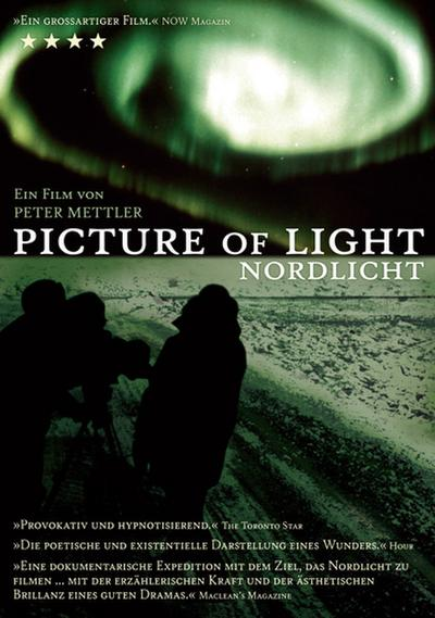Picture of Light - Nordlicht, 1 DVD, englische Version