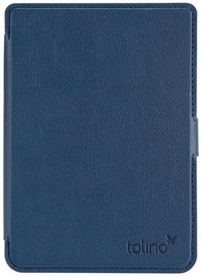 tolino page 2 - Tasche Slim Blau