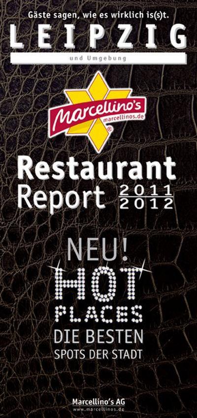 Marcellino`s Restaurant Report Leipzig  und Umgebung 2011/2012: Gäste sagen, wie es wirklich is(s)t - Mairdumont - Broschiert, Deutsch, , Gäste sagen, wie es wirklich is(s)t, Gäste sagen, wie es wirklich is(s)t