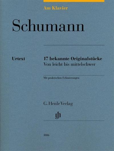 Am Klavier - Schumann