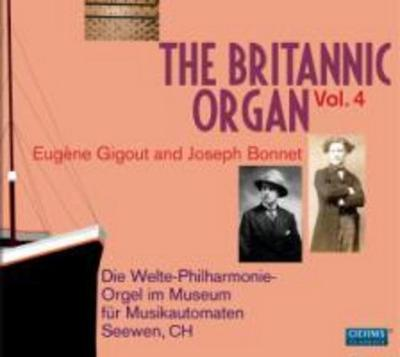 The Britannic Organ Vol.4