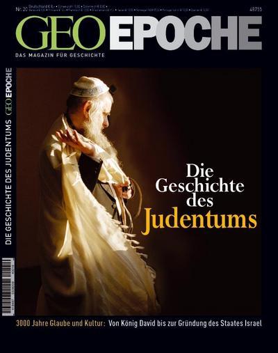Geo Epoche Die Geschichte des Judentums