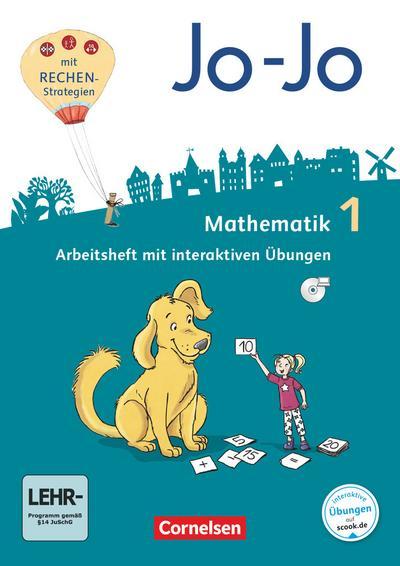 Jo-Jo Mathematik - Allgemeine Ausgabe 2018