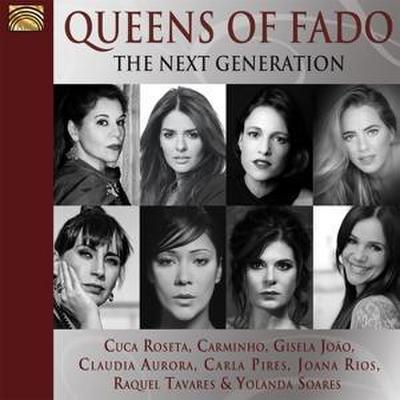 QUEENS OF FADO - THE NEXT GENERATION