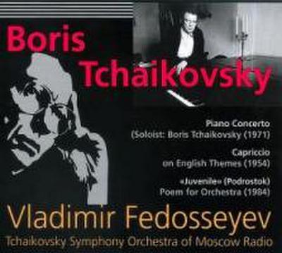 Concerto For Piano/Capriccio On English