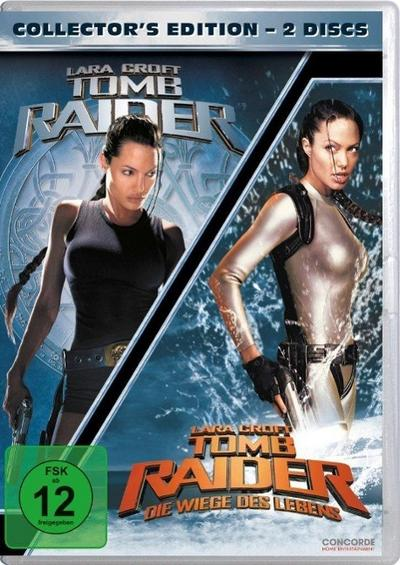 Lara Croft: Tomb Raider, Lara Croft: Tomb Raider – Die Wiege des Lebens Collector's Edition