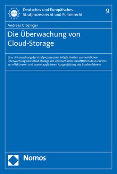 Die Überwachung von Cloud-Storage