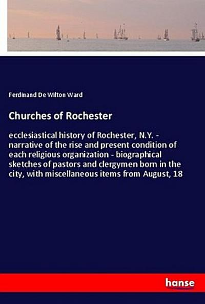 Churches of Rochester