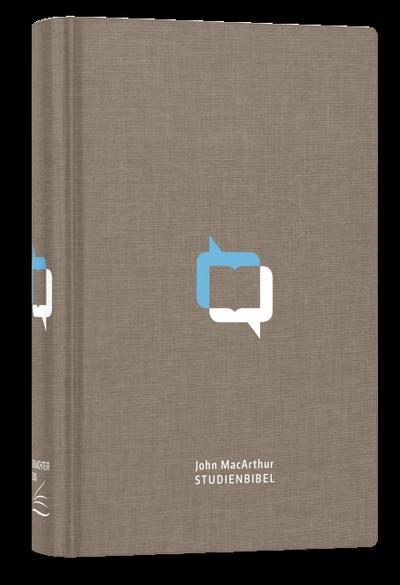 John MacArthur Studienbibel - Schlachter 2000
