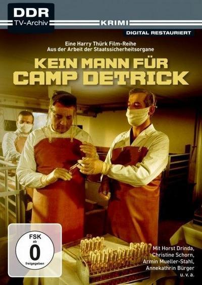 Kein Mann für Camp Detrick