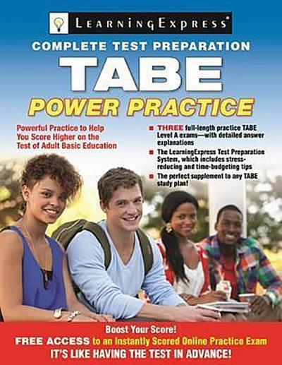 TABE: Power Practice