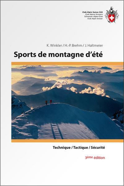 Sports de montagne d'été